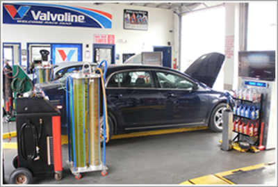 FastLane Quick Oil Change
